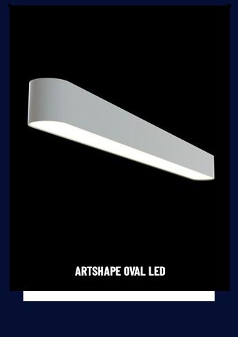 Lampa Artshape Oval LED