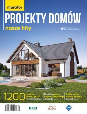Katalog Murator Projekty Domów 1/2019 Nasze hity DRUK