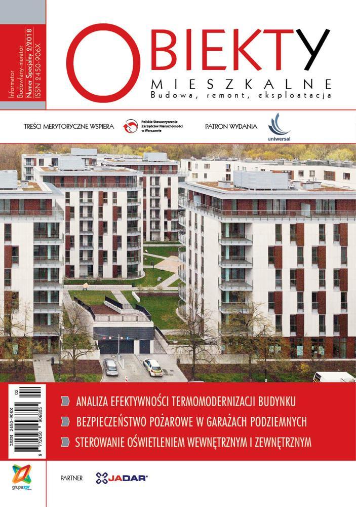 Obiekty Mieszkalne 2018