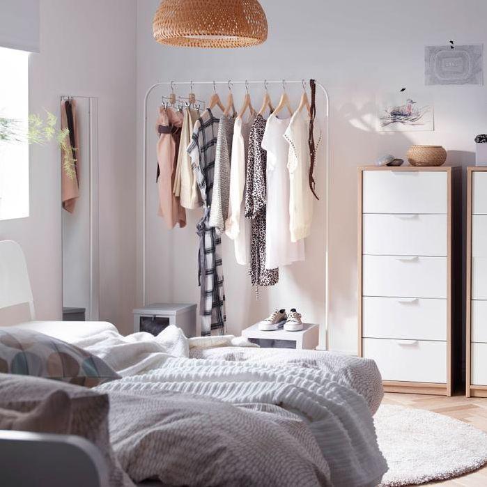 Pokoje młodzieżowe: ładny pokój dla nastolatki. 15 ZDJĘĆ