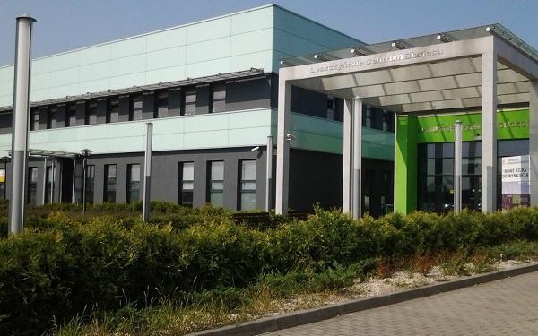 Leszczyńskie Centrum Biznesu - rozbudowa Inkubatora Przedsiębiorczości